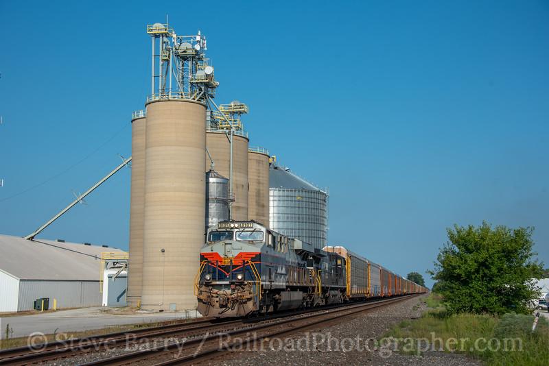 Norfolk Southern; Oak Harbor OH; 8/22/21