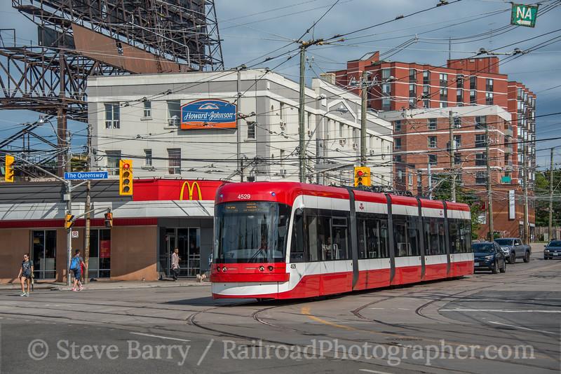 TTC; Toronto ON; 8/18/19