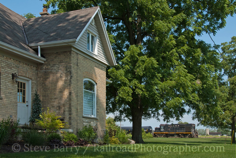 Photo 2191<br /> St. Thomas & Eastern (Trillium); Orwell, Ontario<br /> August 24, 2011