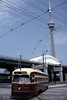 Photo 0816<br /> Toronto Transit Commission; Harbourfront, Toronto, Ontario<br /> July 4, 1993