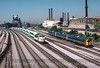 Photo 2873<br /> GO Transit and VIA Rail Canada; Toronto, Ontario<br /> September 1986