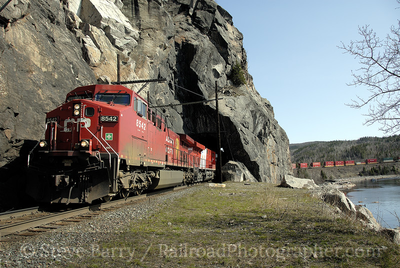 Canadian Pacific; Coldwell ON; 5/10/08