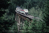 Photo 0659<br /> Amtrak; Salt Creek Trestle, McCredie Springs, Oregon<br /> June 11, 1997