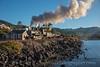 Photo 5319<br /> Oregon Coast Scenic<br /> Garibaldi, Oregon<br /> October 16, 2018