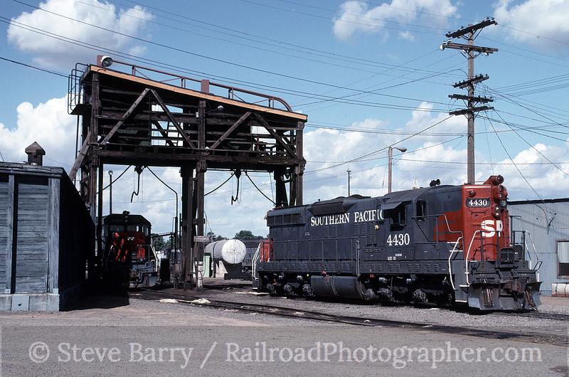 Photo 1544<br /> Southern Pacific; Brooklyn Yard, Portland, Oregon