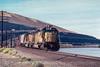 Photo 2970<br /> Union Pacific; Arlington, Oregon<br /> September 1988