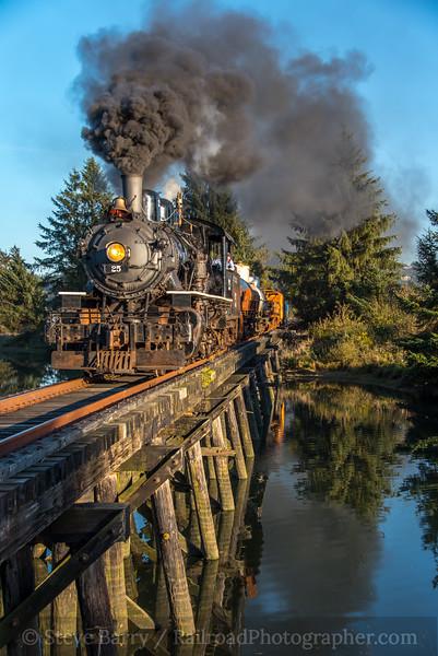 Photo 5323<br /> Oregon Coast Scenic<br /> Idaville, Oregon<br /> October 16, 2018