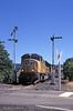 Photo 0847<br /> Union Pacific (on Central Oregon & Pacific); Cottage Grove, Oregon<br /> July 2005