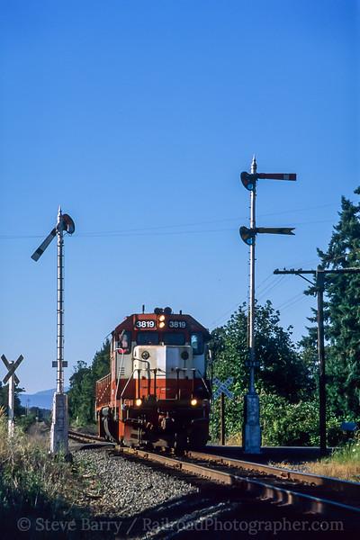 Central Oregon & Pacific; Walker OR; 7/2005