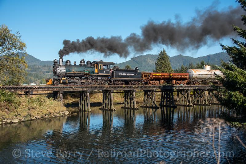 Photo 5327<br /> Oregon Coast Scenic<br /> Idaville, Oregon<br /> October 17, 2018