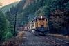 Photo 2125<br /> Union Pacific; Columbia River Gorge, Oregon<br /> September 1988