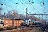 Amtrak; Parkesburg PA; 12/1999