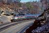 Amtrak; Gallitzin PA; 10/1989