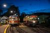 Pennsylvania Trolley Museum; Washington PA; 6/11/21