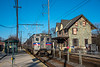 SEPTA; Clifton PA; 3/7/21