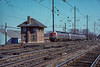 Amtrak; Thorndale PA; 2/28/82
