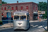 Photo 5462<br /> Southeastern Pennsylvania Transportation Authority<br /> Venango & 22nd, Philadelphia, Pennsylvania<br /> September 1988
