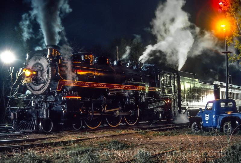 Steamtown USA; Scranton PA; 5/1986