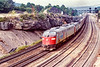 Amtrak; Tunnelhill PA; 9/1977