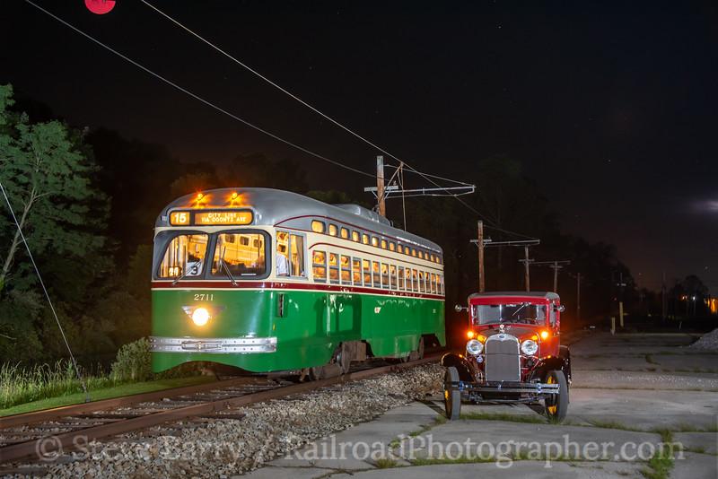 Pennsylvania Trolley Museum; Washington PA; 6/12/21
