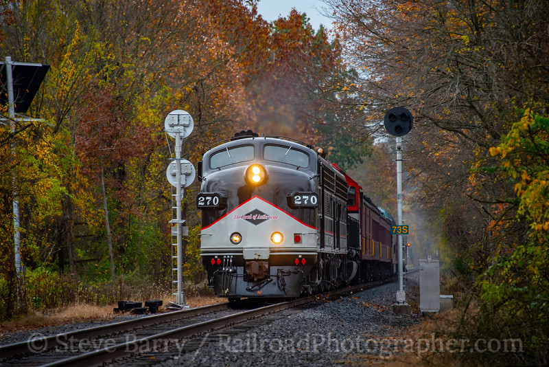 Reading & Northern; Berne PA; 10/31/20