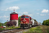 Photo 5186<br /> Canadian Pacific<br /> Dalhousie, Quebec<br /> September 5, 2018