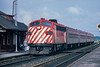 Canadian Pacific; Dorval QC; 8/1980