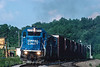 Photo 4516<br /> Conrail (on Norfolk Southern)<br /> Elgin, Tennessee<br /> August 1999