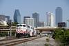 Photo 1154<br /> Trinity Railway Express; Dallas, Texas<br /> June 14, 2008
