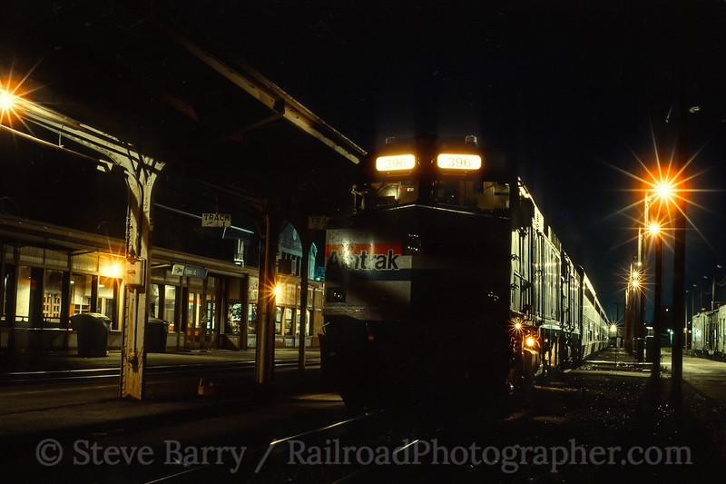 Amtrak; Ogden UT; 9/1994
