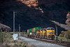 Photo 5578<br /> Union Pacific<br /> Echo Canyon, Echo, Utah<br /> May 12, 2019
