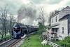 Norfolk & Western 611; Markham VA; 5/1992