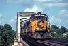 CSX; Woodbridge VA; 8/1993