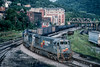 Photo 5377<br /> CSX Transportation<br /> Grafton, West Virginia<br /> August 1991