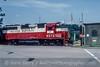 Photo 5447<br /> CSX Transportation<br /> Huntington, West Virginia<br /> August 1991