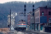Amtrak; Thurmond WV; 2/1995