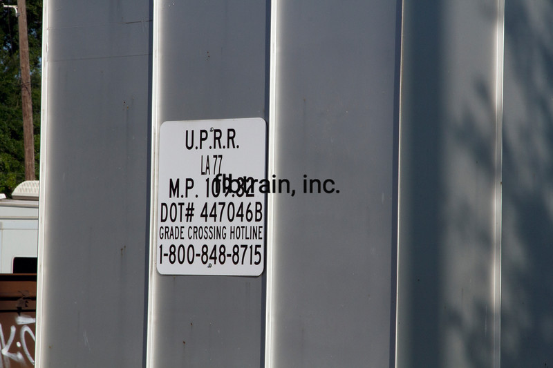UP2014050140 - Union Pacific, Maringouin, LA, 5/2014