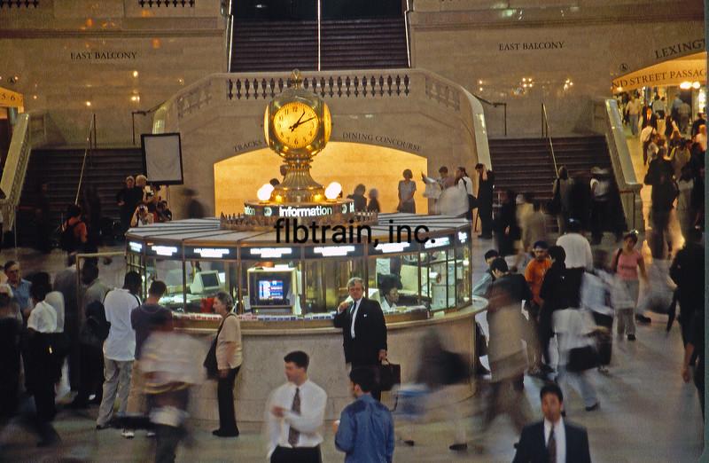 GCT1999090021 - Grand Central Station, New York, NY, 9-1999