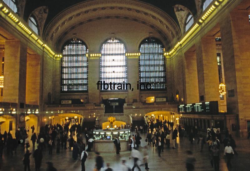 GCT1999090022 - Grand Central Station, New York, NY, 9-1999