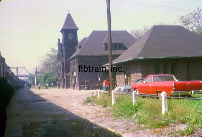 NYC1965090173 - New York Central, Niles, MI, 9-1965