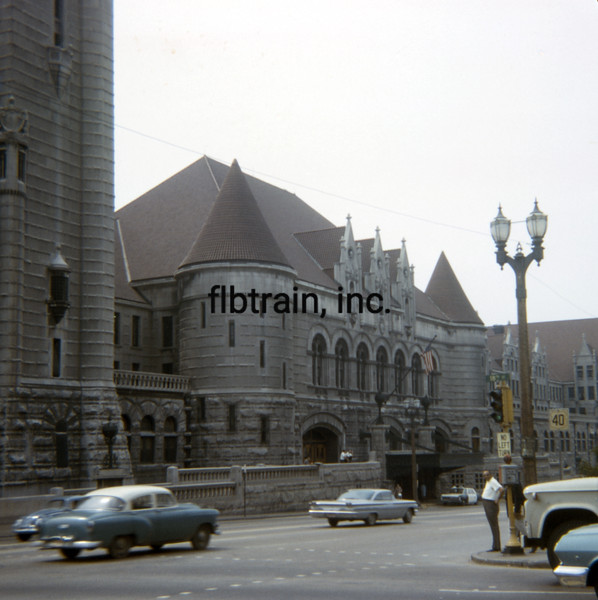 TER1965091117 - Union Station, St. Louis, MO, 9-1965