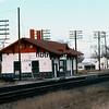 SF19810109822 - Santa Fe, Lebo, KS, 1/1981