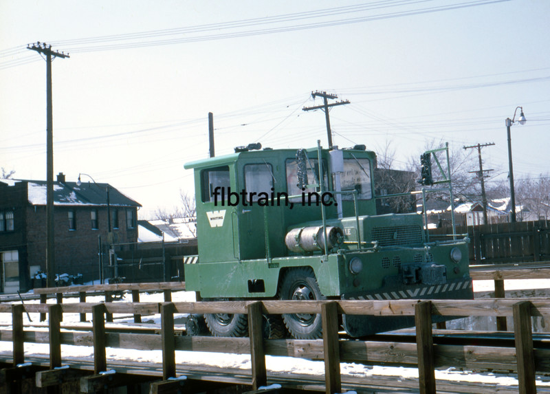 NYC1966035002 - New York Central, Collinwood, OH, 3-1966