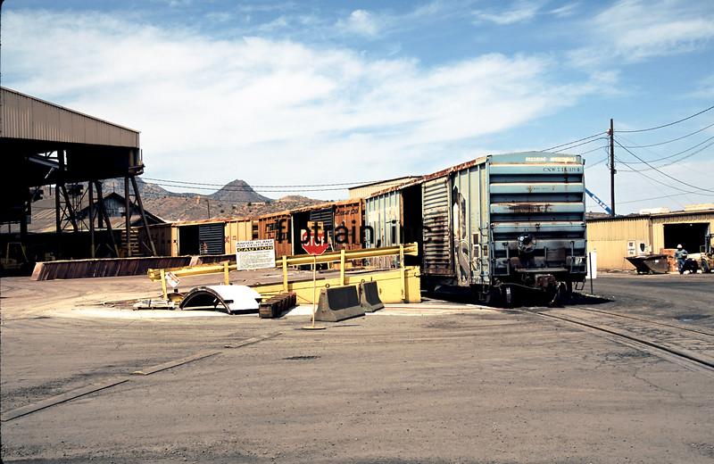 AZER2003040118 - Arizona & Eastern, Miami, AZ, 4/2003