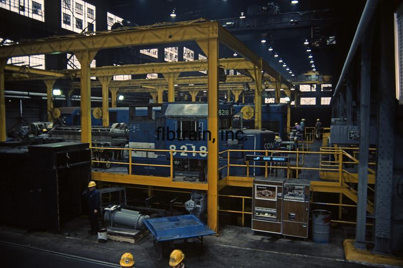 CR1984100016 - ConRail, Altoona, PA, 10/1984