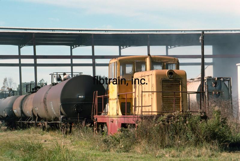 LD1988110060 - Louisiana & Delta, Holden, LA, 11-1988