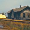 DEPOT1970080001 - Burlington Route, Moravia, IA, 8-1970
