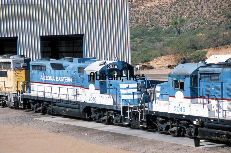 AZER2004090029 - Arizona & Eastern, Globe, AZ, 9-2004