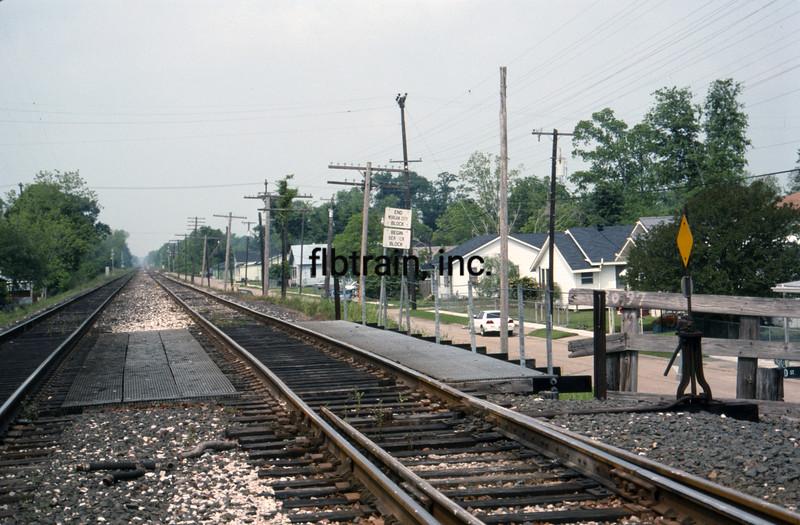 LD1994040088 - Louisiana & Delta, Berwick, LA, 4-1994