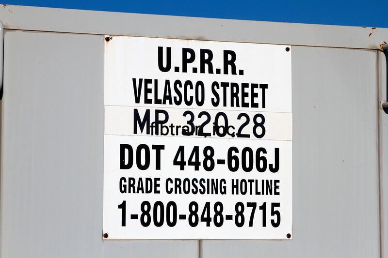 UP2015020001 - Union Pacific, Angleton, TX, 2/2015